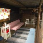 Savusaunan saunakamari