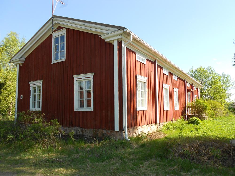 Talo tieltä